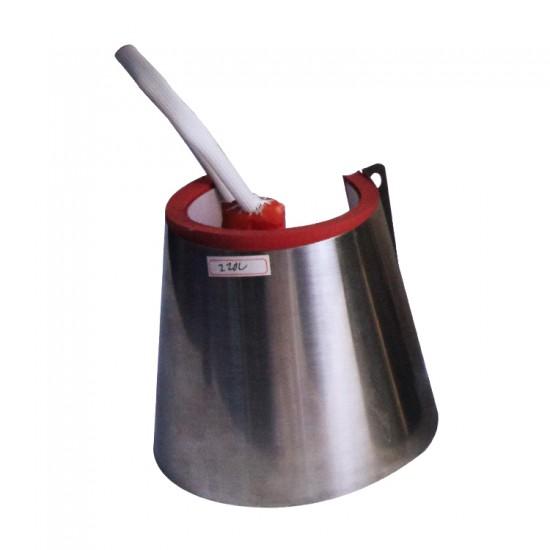 Resistencia Calentador Cónico Sublimación Repuesto para Prensas de Tazas de 12 onzas