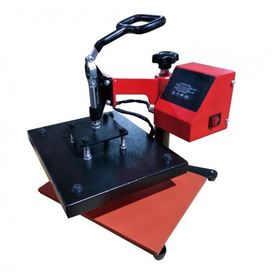 Prensa Térmica Plancha A4 para Sublimación y Vinilo Textil de 23x29cm