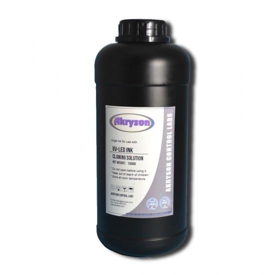 Solucion Limpiadora para Tinta UV-LED 1 Litro