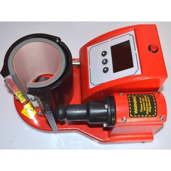 Prensa Térmica Electrica para Sublimar Tazas Adaptable Aprobado CE