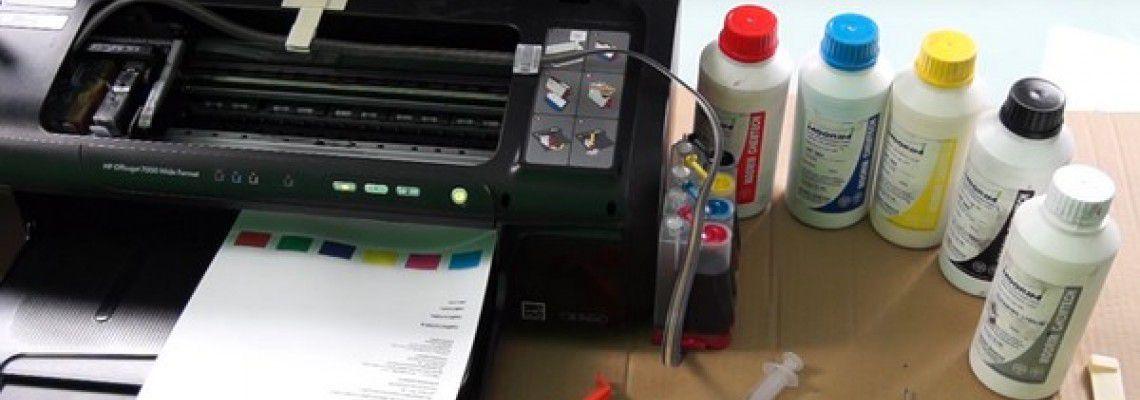 Es la mejor Forma de Limpiar Los Cabezales de tu Impresora