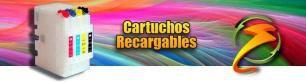 Cartuchos recargables