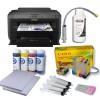 Impresora de Sublimación A3 Pack + CISS Sistema Continuo + Tinta + Papel Transfer
