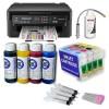 Pack Impresora Epson WF-2510WF + Tintas de Sublimación + Cartuchos Autoreseteables