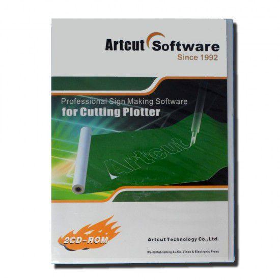 Artcut 2009 Software de Corte de Vinilo Profesional (2cd)
