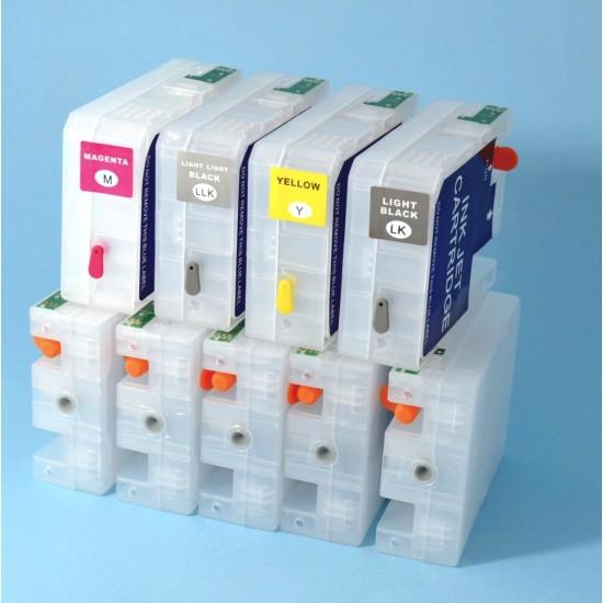 Compatible Epson SureColor SC-P800 Plotter Pack Cartuchos Recargables