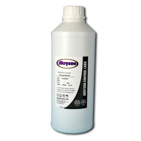 Liquido Limpiador Cabezal 1 Litro para Hp Envy 5010
