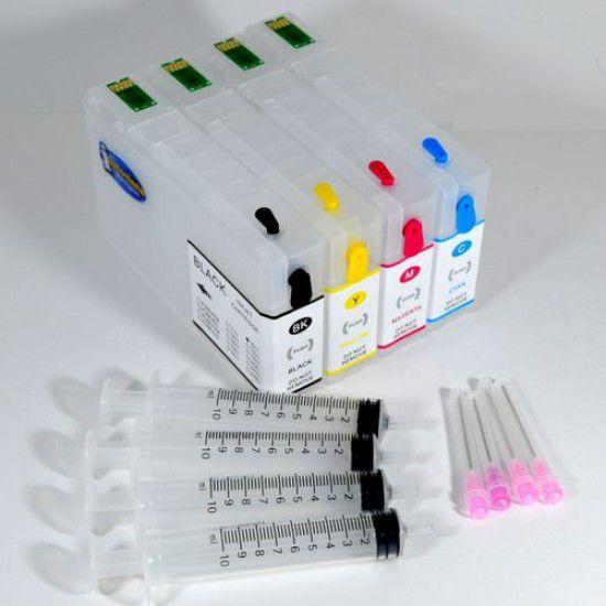 Compatible Epson T7021 T7022 T7023 T7024 Cartuchos Recargables