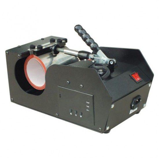 Prensa Térmica Digital para Sublimación Adaptable para Tazas, Termos y Vasos Aprobado CE