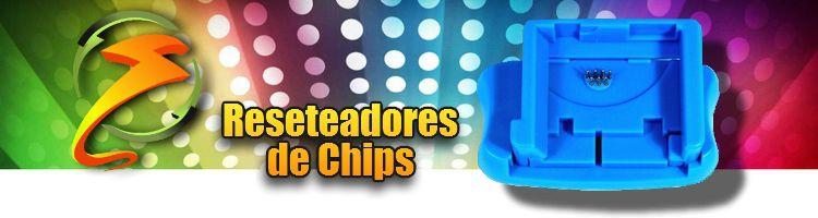 Reseteadores Chips