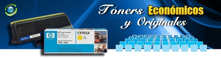 Toner Compatible y Original