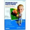 Papel Fotografico Satinado 280 gr A4 20 hojas para impresoras de inyección