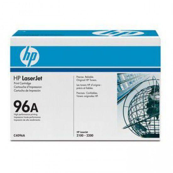 Hp LaserJet 2200dt Toner Negro Hp 96A Original C4096A