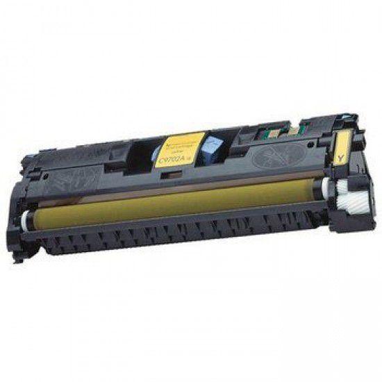 Hp LaserJet 2500Lse Toner Reciclado Amarillo Hp C9702A C9702A