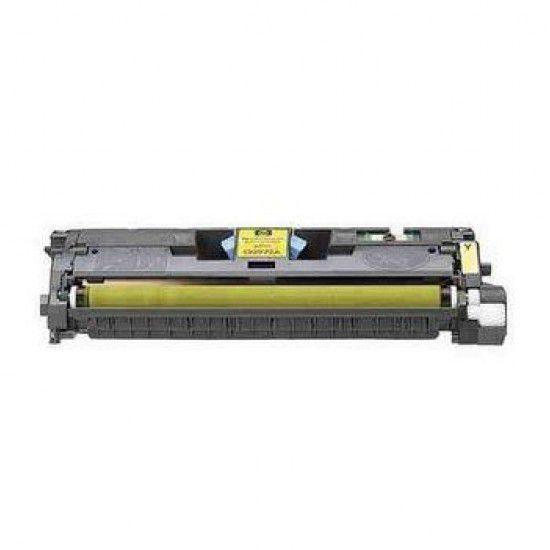 Hp LaserJet 2550 Toner Reciclado Amarillo Hp Q3962A Q3962A