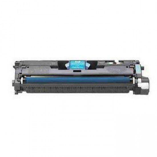 Hp LaserJet 2550 Toner Reciclado Cyan Hp Q3961A Q3961A