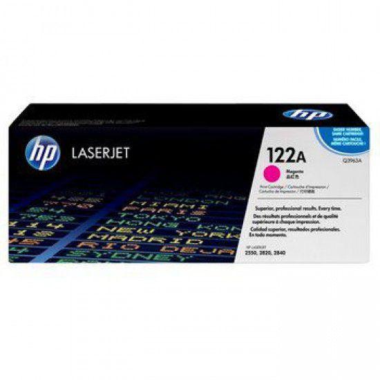 Hp LaserJet 2820 Toner Magenta Hp Q3963M Original Q3963M