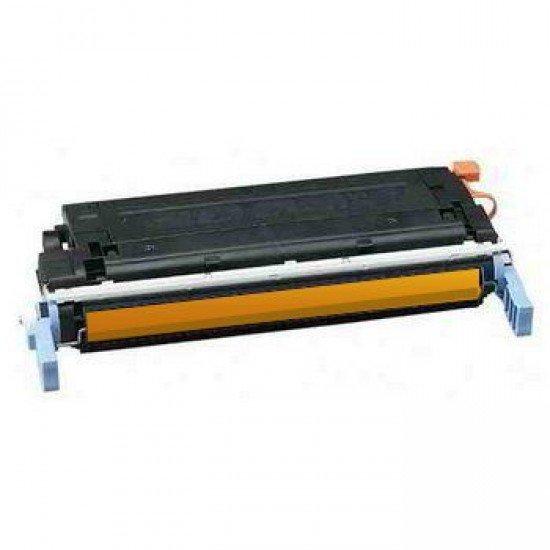 Hp LaserJet 4650 Toner Reciclado Amarillo Hp C9722A C9722A