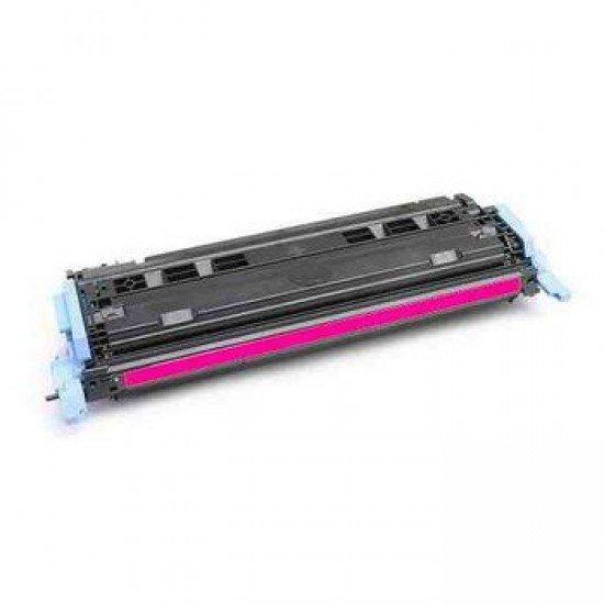 Hp LaserJet CM1015 MFP Toner Reciclado Magenta Hp 124A 3A