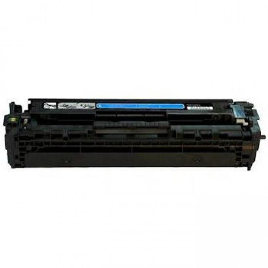 Hp LaserJet CM1312 Toner Reciclado Cyan Hp CB541A CB541A