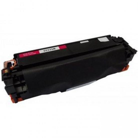 Hp LaserJet CM2320 Toner Reciclado Magenta Hp 304A CC533A