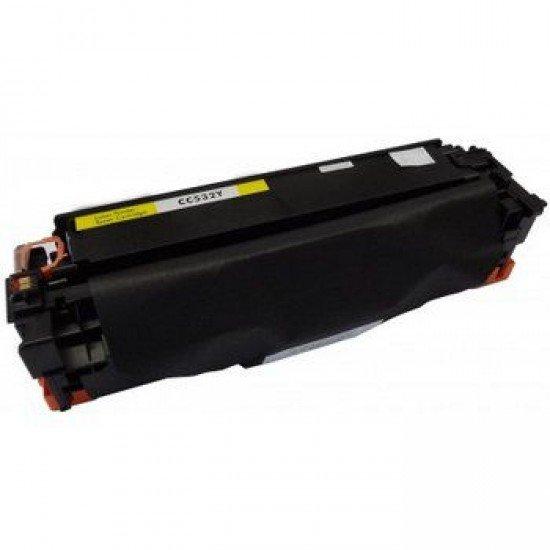 Hp LaserJet CM2320n Toner Reciclado Amarillo Hp 304A CC532A