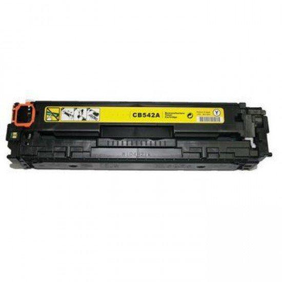 Hp LaserJet CP1215 Toner Reciclado Amarillo Hp CB542A CB542A