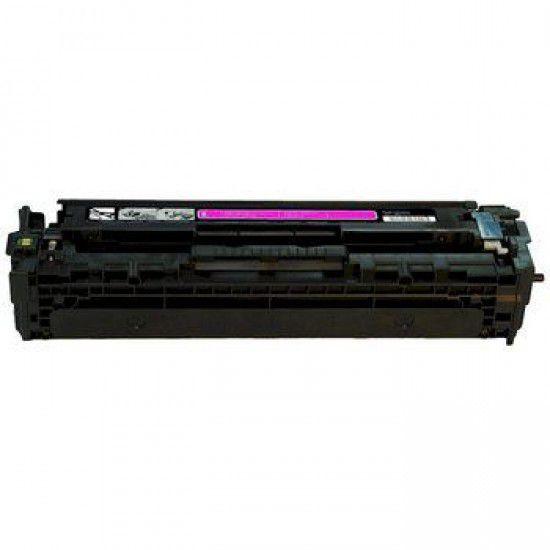 Hp LaserJet CP1215 Toner Reciclado Magenta Hp CB543A CB543A