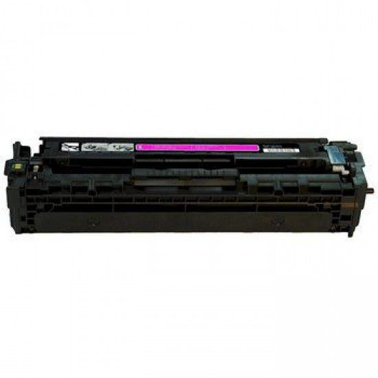Hp LaserJet CP1217 Toner Reciclado Magenta Hp CB543A CB543A