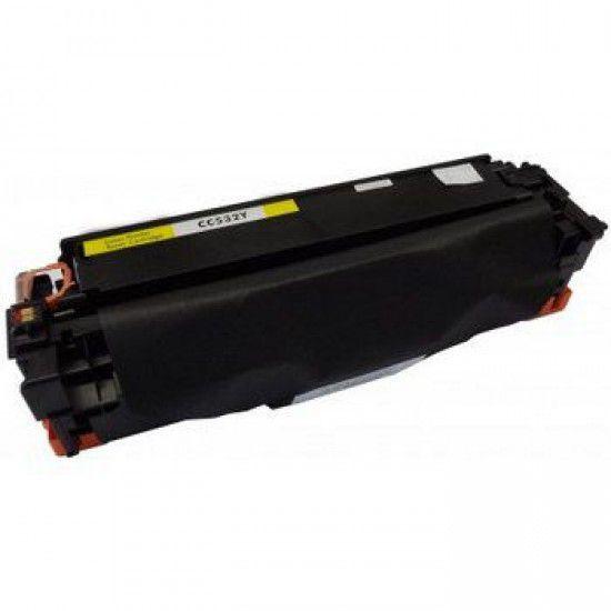Hp LaserJet CP2025dn Toner Reciclado Amarillo Hp 304A CC532A