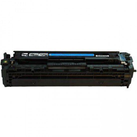 Hp LaserJet CP2025dn Toner Reciclado Cyan Hp 304A CC531A