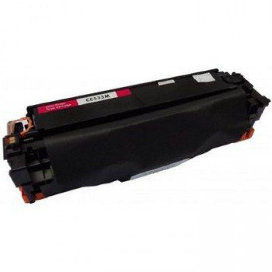 Hp LaserJet CP2025n Toner Reciclado Magenta Hp 304A CC533A