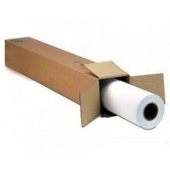 Rollo papel Brillante Blanco para Plotter 190g/m2 127cm ancho 30m largo