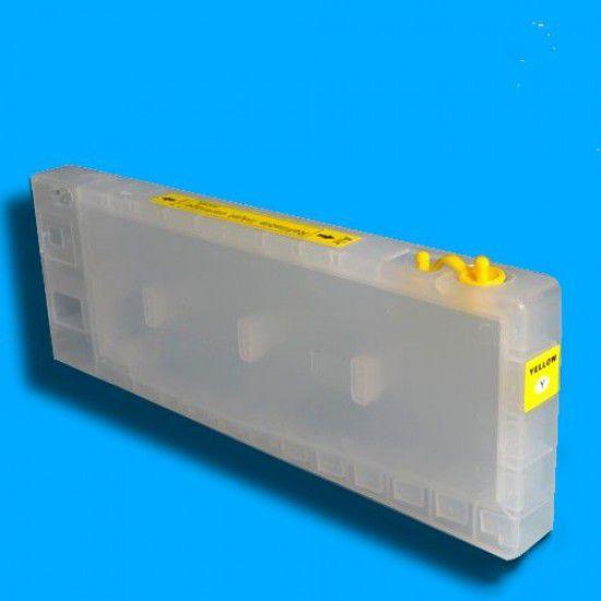 Cartucho Recargable para Epson Pro 7000 Amarillo T461