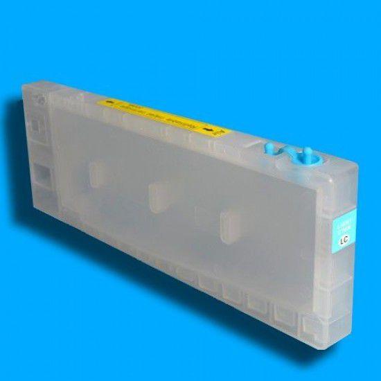 Cartucho Recargable para Epson Pro 7000 Cyan Claro T465
