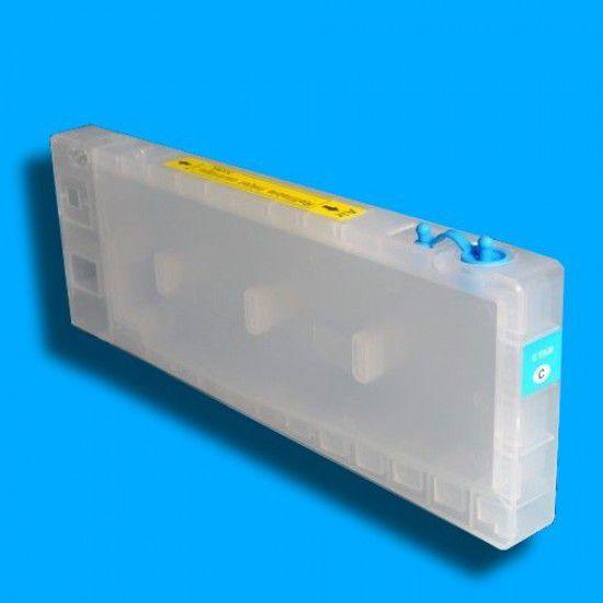 Cartucho Recargable para Epson Pro 7000 Cyan T463