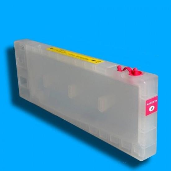 Cartucho Recargable para Epson Pro 7500 Magenta T482