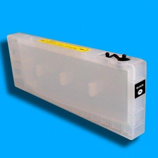 Cartucho Recargable para Epson Pro 7500 Negro T480