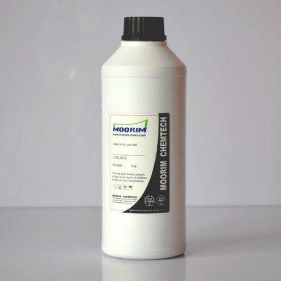 Botella Tinta para Recarga Cartuchos Canon Litro Negro Pigmentado