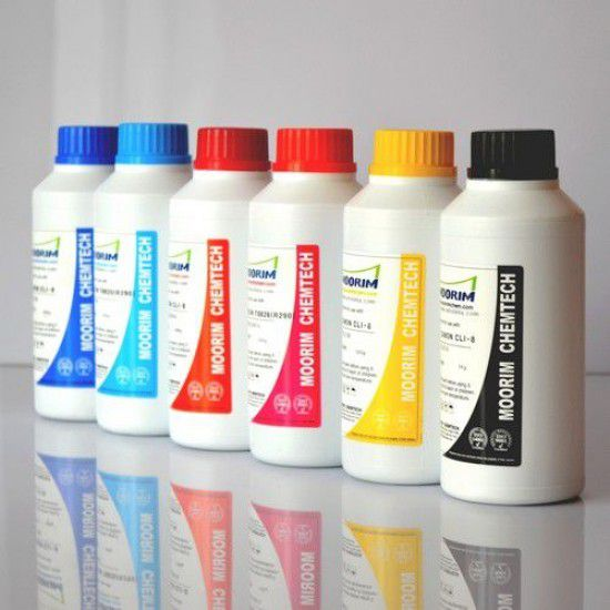 Recarga de Tinta Pack 6 x 500ml Litro para Hp Photosmart C5140