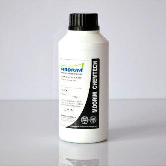 Tinta para Hp Negro Botella de 500ml Pigmentada
