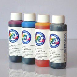 Brother DCP-145C Tinta para Recarga de Cartucho Pack 4 Botellas de 100ml