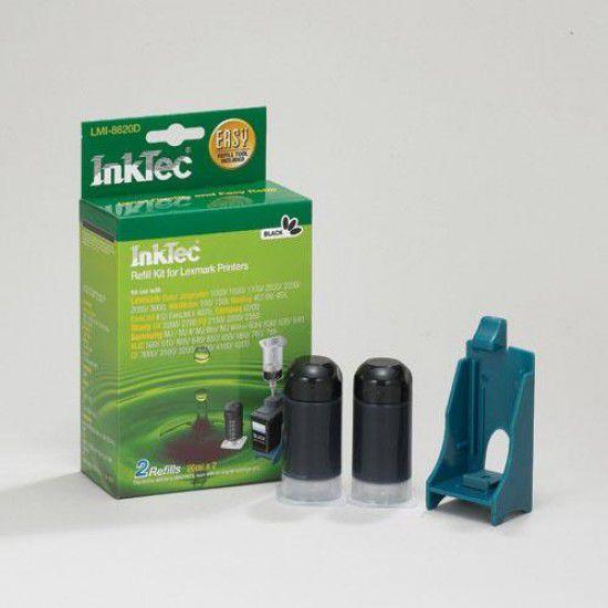 Kit Recarga Tinta para Lexmark Execjet IIC Negro