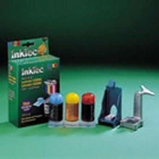 Kit Recarga Tinta para Lexmark P706 Color
