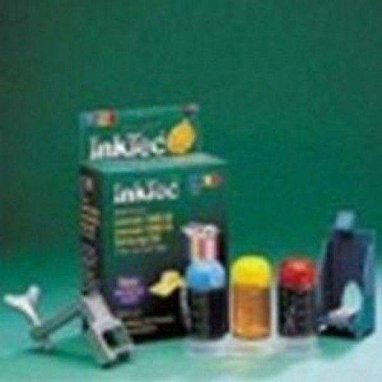 Kit Recarga Tinta para Lexmark X125 Color