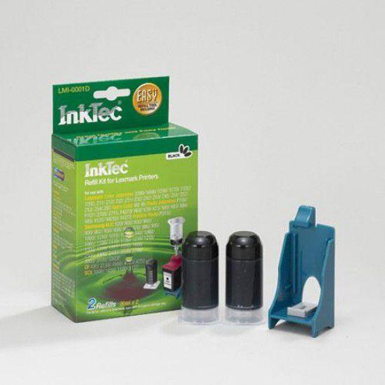 Kit Recarga Tinta para Samsung MJC-1115 Negro