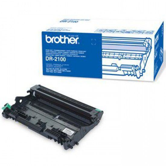 Brother DCP-7045n Tambor Original Negro Brother DR2100 DR2100