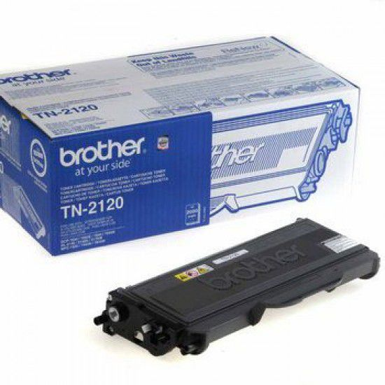 Brother DCP-7045n Toner Original Negro Brother TN2120 TN 2120