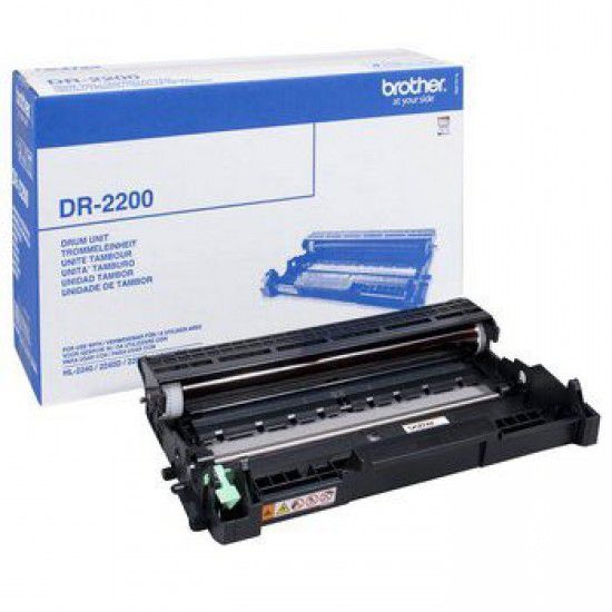 Brother DCP-7055w Tambor Original Negro Brother DR 2200 DR2200