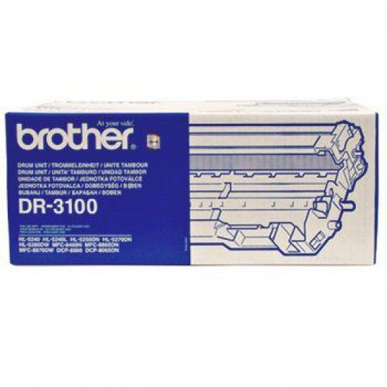 Brother DCP-8060 Tambor Original Brother DR3100 DR 3100